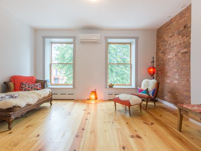 Photo for The Dream Penthouse, sleeps 4-6 guests in a historic neighborhood of New York.