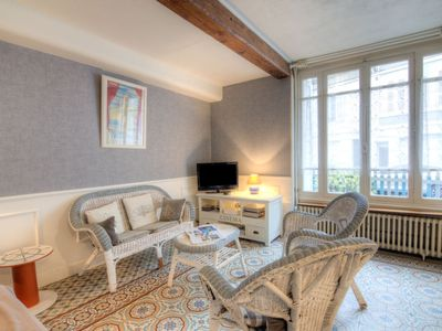 Photo for Vacation home Hautpoul in Deauville-Trouville - 5 persons, 2 bedrooms