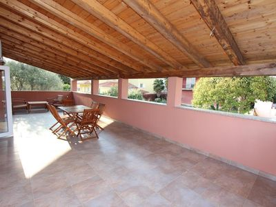 Photo for Apartment in the center of Rovinj with Air conditioning, Parking, Balcony (677981)