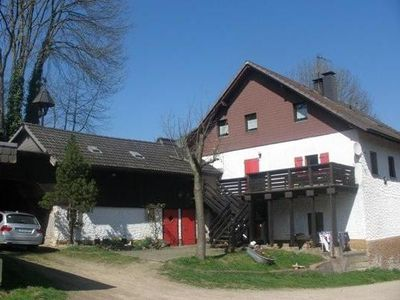 Photo for Secluded location in a nature reserve Ebbegebirge: Ideally adventure holiday with kids