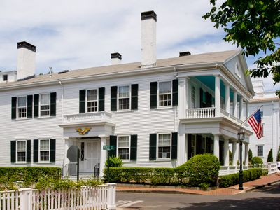 The Captain Morse House Edgartown at the corner of Morse and North Water