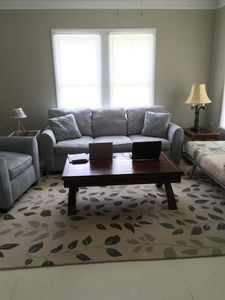 The rest of the Living Area.