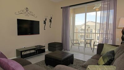 Photo for You Will Love This Luxury Apartment with Balcony on Windsor Hills Resort, Orlando Condo 1888