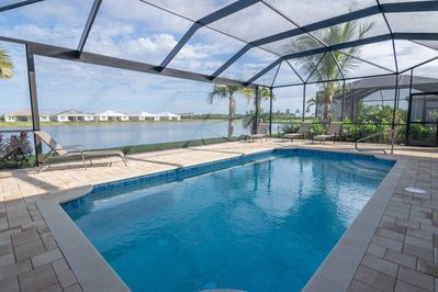 Your Own Private, Heated Pool