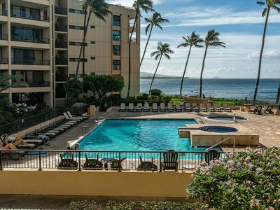 Photo for New Listing! Centrally Located Beach Front Oasis