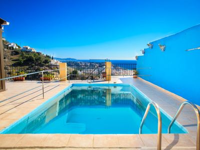 Photo for Almunecar Apartment, Sleeps 4 with Pool and Free WiFi