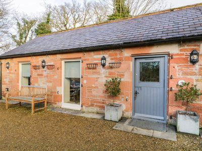 Photo for CARWINLEY MILL HOUSE COTTAGE, romantic in Longtown, Ref 972318