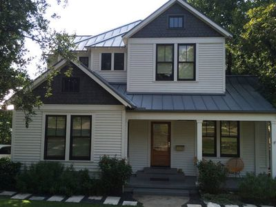 Photo for Charming Home in Travis Heights