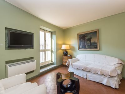 Photo for Apartment in the center of Rome with Internet, Air conditioning, Lift, Washing machine (9483)