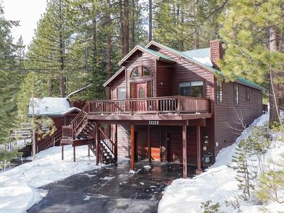 Photo for Hansel House in Tahoe Donner
