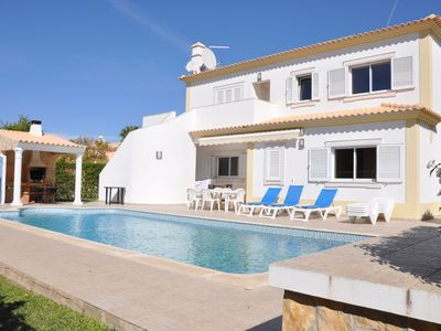 Photo for Spacious 3 bed. pool villa in Vilasol Golf Resort, walking distance to amenities