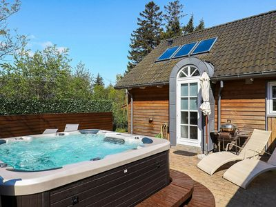 Photo for Contemporary Holiday Home in Falster Denmark with Jacuzzi