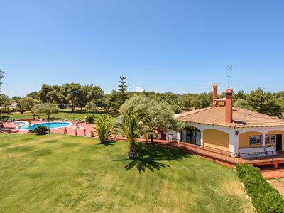 Photo for Luxury Villa in Cala Blanca With Private Pool and Tennis court