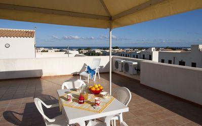 Photo for Brand new Rossoarancio apartment with panoramic terrace