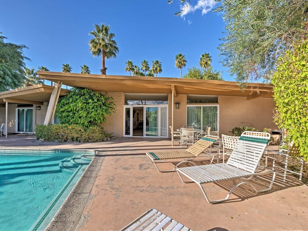 Palm Desert Duplex W Pool Access Amp Patio Homeaway