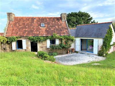 Photo for Lovely Breton house in a picturesque environment in Pleumeur-Bodou