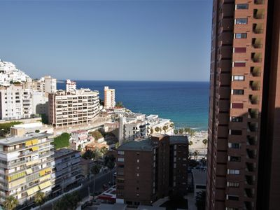 Photo for A551 - Atrium Beach 3 - Apartment for 3 people in Villajoyosa