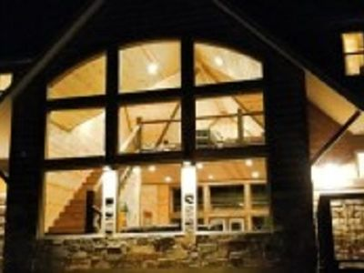 Photo for Introducing … Cabin Season – your new favorite getaway spot...