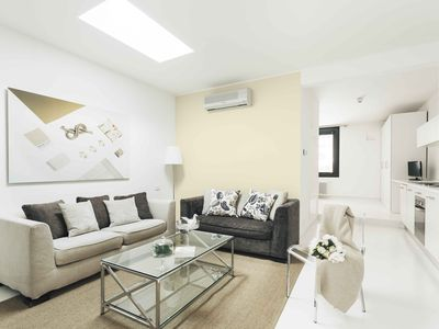 Photo for Two room, Design apartment in the heart of the city