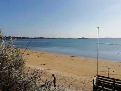 Photo for Discover the Gulf of Morbihan, beach 200 m!
