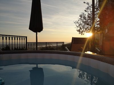 Photo for Apartment Anamaria with hot tub near the City of Mereen