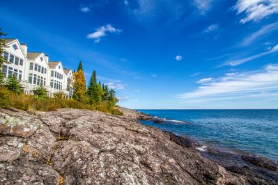 Condo 57 is a one-of-a kind redecorated home at the Bluefin Bay Resort.