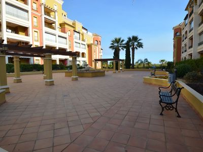 Photo for Punta del moral Apartment, Sleeps 3 with Pool, Air Con and WiFi