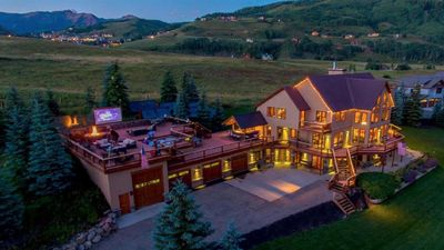 Stunning Crested Butte home awaiting your arrival