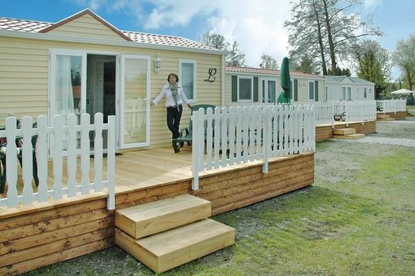 Mobile Homes Am Glindowsee Werder An Der H Homeaway