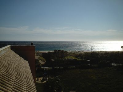 Photo for Duplex penthouse in Zahara de los Atunes with incredible sea and mountain views.