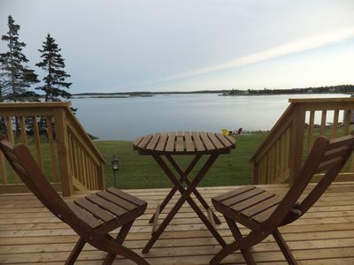 Photo for Oceanfront cottage.  Privacy. 5 to 25 minutes to beaches, towns & historic sites