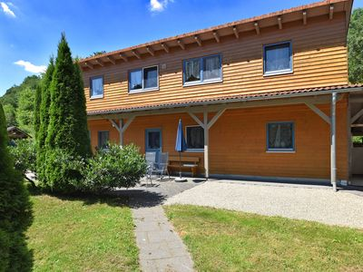 Photo for Large holiday home in Kellerwald-Edersee National Park with balcony and terrace