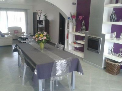 Photo for Near Calvi rental for 8 people