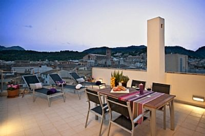 Photo for Sunny Roof Terrace In High Quality Penthouses Walking Distance