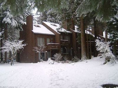 Photo for Apartment 62SW Condo on 20 Riverside Acres in Mount Baker/Glacier - 2 persons, 1 bedrooms