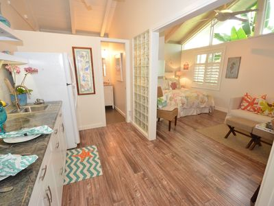 Photo for Newly- Renovated Designer Studio - Minutes From Kailua Beach