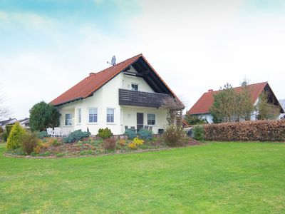 Photo for Detached holiday home near the Edersee with fireplace