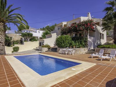 Photo for 4BR Villa Vacation Rental in Moraira