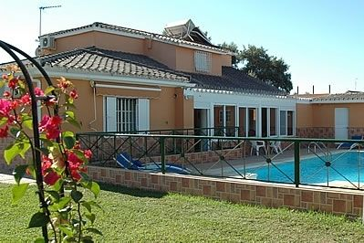 Photo for 8 bedroom Villa, sleeps 20 with Pool, Air Con and FREE WiFi