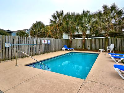 Photo for **FREE LINENS** ALL-INCLUSIVE RATES! Pet Friendly, Private Pool