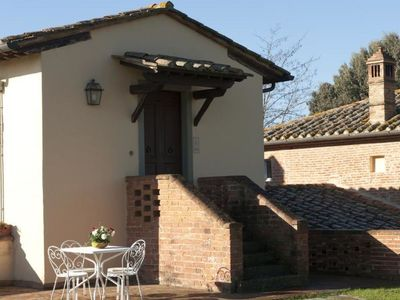 Photo for In Montepulciano with Internet, Pool, Air conditioning, Parking (138351)