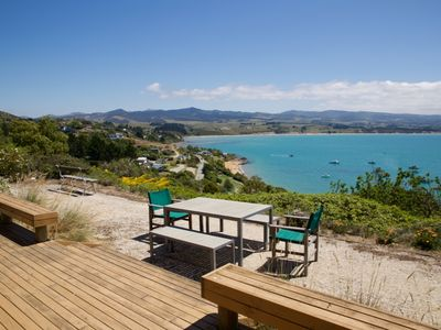 Photo for Seaviews 'n Siestas, Moeraki