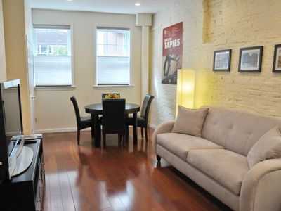 Photo for BEACON HILL FABULOUS ONE BEDROOM NEWLY RENOVATED