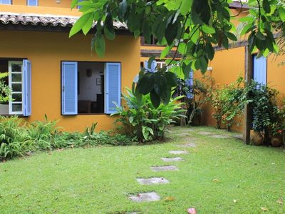 Photo for Beautiful house in Paúba - 4 suites (Maresias littoral SP)