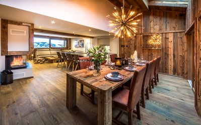 Photo for Chalet Kapa - Luxury Chalet in Morzine with a hot tub and sauna