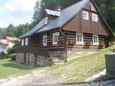 Photo for Holiday house with playground and panoramic views