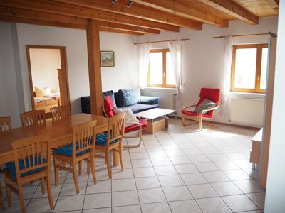 Photo for Apartment 90sqm, 3 bedrooms, max. 7 people - holiday Schätzle