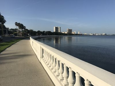 Photo for Bayshore S Tampa Townhouse - Water View within 3 miles of AMALIE ARENA, Universi