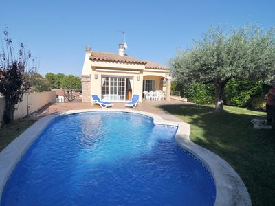 Photo for HOUSE WITH PRIVATE POOL AND A BEAUTIFUL GARDEN - COSTA BRAVA