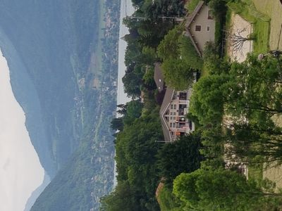 Photo for Apartment with a great view of Lake Annecy.